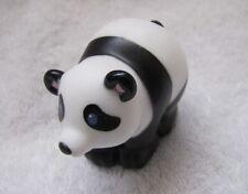 Fisher Price Little People Female Panda Bear Zoo Noah's Ark Jungle White/Black