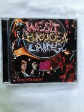 WEST, BRUCE & LAING - LIVE 'N' KICKIN' MINT Condition Perfect CD