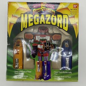 1993 Bandai Mighty Morphin Power Rangers MEGAZORD #2220