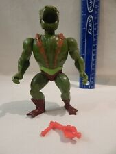 He-Man Masters of the Universe KOBRA KHAN Loose Complete Firm Legs Stands