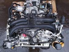 SUBARU LEGACY OUTBACK 2.5 FB25 ENGINE