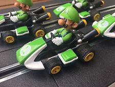 Carrera GO 64034 Nintendo Mario Kart 8 - Luigi Auto 1:43 TOP wie NEU