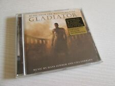 Gladiator CD OST HANS ZIMMER / LISA GERRARD Soundtrack NO LP