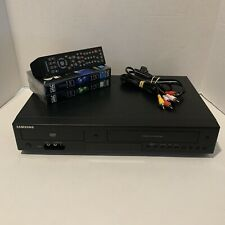 Samsung DVD-V9800 Tunerless 1080p VHS Combo Player w/ Remote 00061J New VHS Tape
