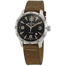 Mathey-Tissot Type 21 Automatic Black Dial Men's Watch H1821ATLNO