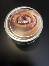 CINNAMON BUN SCENTED CANDLE - Amazing Fresh Baked Scent In Mason Jar