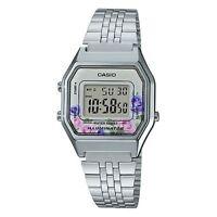 LA680WA-4C Ladies Watches Fashion Casio Digital  (No box)