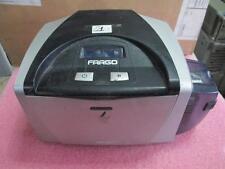 Fargo DTC400e MG X001400 054101 ID Card Printing System