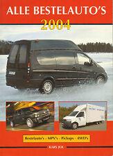 ALLE BESTELAUTO'S 2004 - Kars Jol