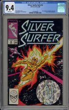 SILVER SURFER #12 - CGC 9.4 - 1626864005