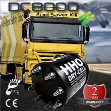 Kit HHO Idrogeno  DC8000 con 43 piastre in acciaio per camion 10000 a 16000 cm3