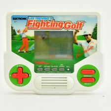 Lee Trevino's Fighting Golf Tiger Electronic Handheld Used