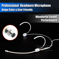Headset Microphone Headworn For Shure Wireless SLX1 PGX4 U1 T1 ULX1 BLX14 GLXD14