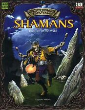 Shamans The Call Of The Wild Exc+! Encyclopedia Divine Mgp Dungeons Dragons D&D