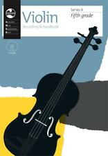 AMEB Violin Series 9 - Recording and Handbook Fifth Grade