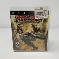 MX vs ATV Supercross Sony PlayStation 3 PS3 Game Complete With Manual Tested
