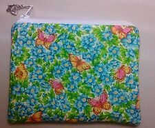 Butterfly  Handmade Change Coin Purse    Gift Card Holder