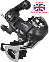 Shimano Tourney RD TX35 5/6 /7/8 Speed Direct Mount MTB Rear Mech Derailleur