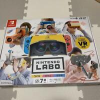 Nintendo Labo (Nintendo lab) Toy-Con 04: VR Kit -Switch JP