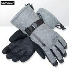 Copozz Unisex -30 Degree Snowboard Mittens Touchscreen Ski Gloves Snowmobile