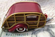 BROOKLIN BRK 65 1947 WESLEY SLUMBERCOACH WOODY TRAILER in box  1:43