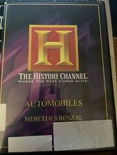 Automobiles - Mercedes Benz SL The History Channel DVD: Inventions Changed World