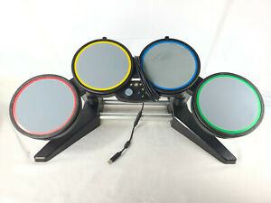 XBox 360 Rock Band Wired Drum Set Drums with Stand Harmonix 822149