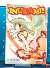 """INUKAMI! 1"", Art: Mari Matsuzawa, Story Mamizu Arisawa"