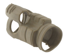 Aimpoint Comp Series Outer Rubber Cover - Dark Earth Brown