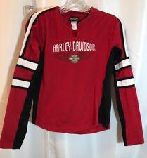 Harley Davidson  Long Sleeve T-Shirt Youth XL 16