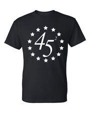45 Squared Trump 2020 Second Trump 2020 Shirt Republican Political Men's T-Shirt