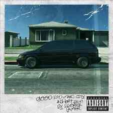 Kendrick Lamar good kid, m.A.A.d city LP Vinyl DELUXE EDITION + 3 BONUS SONGS