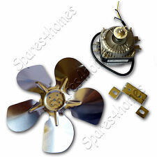 High Quality 7w Cold Room, Cooler, Chiller Fan Motor, Bracket and Fan Blade