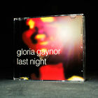 Gloria Gaynor - Last Night - cd de musique EP