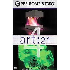NEW -- Art 21: Art in the Twenty-First Century - Season IV (DVD, 2007) PBS