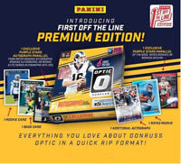 2018 DONRUSS OPTIC FOTL FOOTBALL HOBBY PICK YOUR PLAYER (PYP) 1 BOX BREAK #2