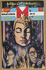Miracleman #12 - Alan Moore Story- 1975 (Grade 9.4) Wh