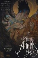 A Flight of Angels by Rebecca Guay Book The Fast Free Shipping