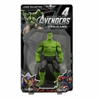 Marvel Avengers Hulk Spiderman IronMan Captain America Thor Action Figure Dolls