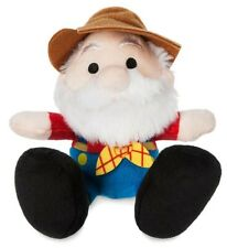 Disney Toy Story 2 Stinky Pete The Prospector Tiny Big Feet Plush