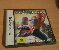 The Amazing Spiderman (Nintendo DS)  PAL