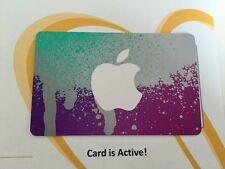 Apple iTunes Gift Card - $50 value - ships free USPS First Class (NO EMAIL)