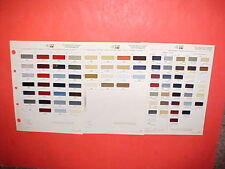 1984 FORD MUSTANG THUNDERBIRD RANCHERO LTD LINCOLN MARK VII MERCURY PAINT CHIPS