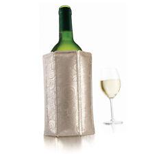 VacuVin Rapid Ice Wine Cooler Sleeve (Platinum)