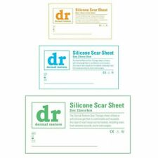 Silicone Scar Sheet  - 10 of each size bulk order for Sonia