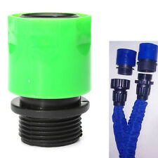 3/4 Inch Garden Water Hose Male Screw Quick Connector Irrigation Tool