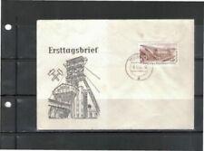 Ungeprüfte Briefmarken aus Deutschland (ab 1945) mit Sonderstempel und Sammlungen