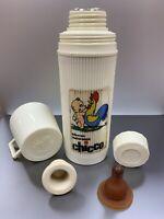 Vinatge 1970 Chicco Biberon Isotermico (Isothermal bottle)