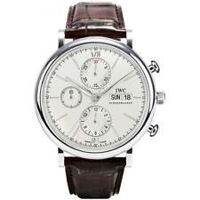 IWC Portofino Chronograph IW391007 Steel Watch