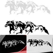 1Pc Running Horses Car Vehicle Self-Adhesive Sticker Waterproof Decal Decor